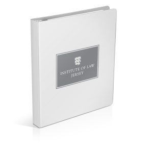 Jersey Law Course - Study Guide