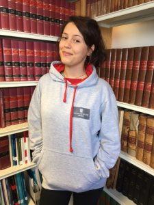Institute of Law hoodie