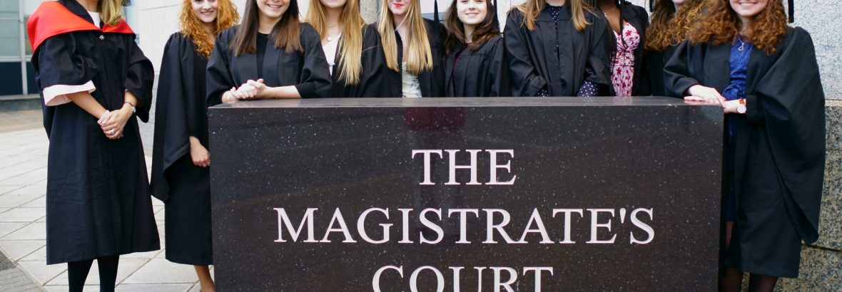 The Institute of Law, 2018, Graduation day